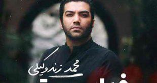 دانلود آهنگ محمد زند وکیلی فدای سر تو + متن و کیفیت عالی